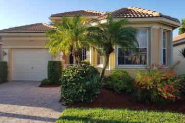 Home for Sale at 7077 Cataluna Circle, Delray Beach FL 33446