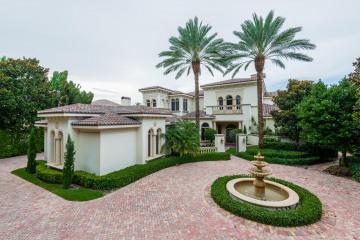 Home for Sale at 166 Spyglass Lane, Jupiter FL 33477