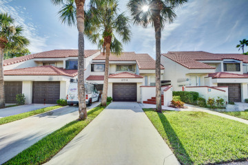 Home for Rent at 204 Sea Oats Drive #F, Juno Beach FL 33408