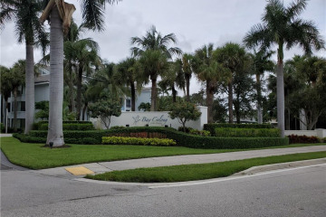 Home for Sale at 933 Bay Colony Drive S, Juno Beach FL 33408