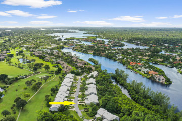 Home for Sale at 8910 SE Riverfront Terrace, Tequesta FL 33469