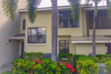 Home for Rent at 1903 Fairway Drive S, Jupiter FL 33477
