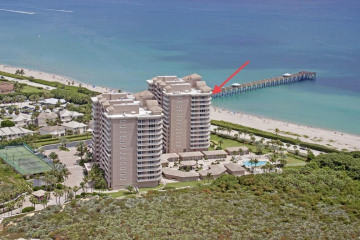 Home for Sale at 750 Ocean Royale Way #PH5, Juno Beach FL 33408