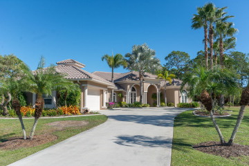 Home for Sale at 958 SW Imperial Drive, Palm City FL 34990