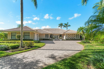 Home for Sale at 10289 SE Banyan Way, Tequesta FL 33469