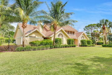 Home for Sale at 18770 SE River Ridge Road, Tequesta FL 33469