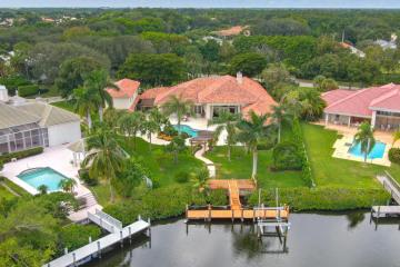 Home for Sale at 13868 Le Bateau Lane, Palm Beach Gardens FL 33410