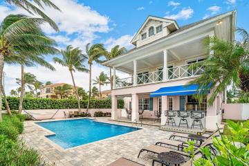 Home for Sale at 226 S Ocean Boulevard, Delray Beach FL 33483