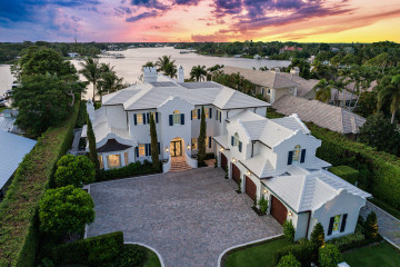 Home for Sale at 19307 N Riverside Drive, Jupiter FL 33469