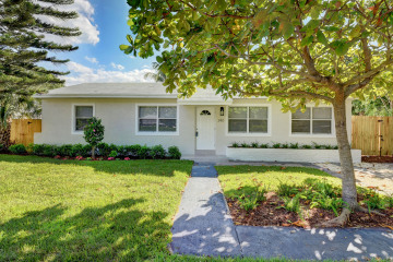 Home for Sale at 240 NE 22nd Street, Delray Beach FL 33444