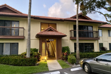 Home for Rent at 1105 Duncan Circle #202, Palm Beach Gardens FL 33418