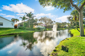 Home for Sale at 2760 N Clearbrook Circle, Delray Beach FL 33445