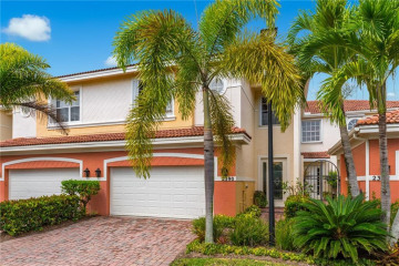 Home for Sale at 2390 SW Island Creek Trail, Palm City FL 34990