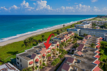 Home for Sale at 170 Celestial Way #5-3, Juno Beach FL 33408