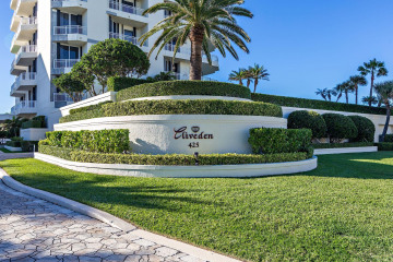 Home for Sale at 425 Beach Road #6-O, Tequesta FL 33469