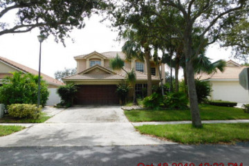 Home for Sale at 1020 Delray Lakes Drive, Delray Beach FL 33444