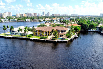 Home for Sale at 2593 SE 8th Street, Pompano Beach FL 33062