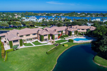 Home for Sale at 11860 SE Hill Club Terrace #203, Tequesta FL 33469