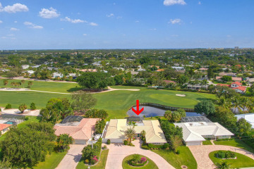 Home for Sale at 62 Golfview Drive, Tequesta FL 33469