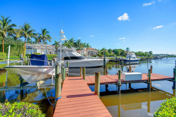Home for Rent at 145 Commodore Drive, Jupiter FL 33477