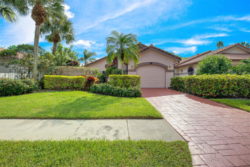 Home for Rent at 7774 Dundee Lane, Delray Beach FL 33446