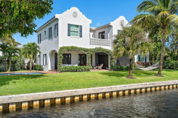 Home for Sale at 9217 SE Cove Point Street, Tequesta FL 33469