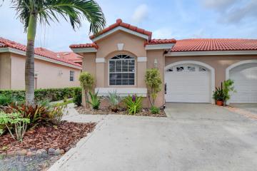 Home for Sale at 8219 Via Di Veneto, Boca Raton FL 33496