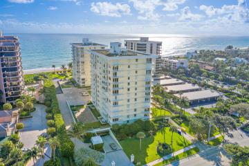 Home for Sale at 500 Ocean Drive #W-2C, Juno Beach FL 33408
