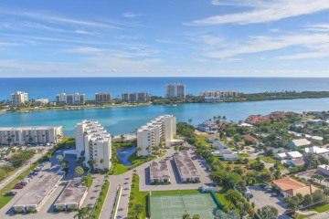 Home for Sale at 19800 Sandpointe Bay Drive #203, Tequesta FL 33469