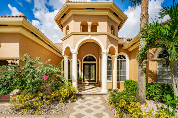 Home for Sale at 6404 NW 93rd Drive, Parkland FL 33067
