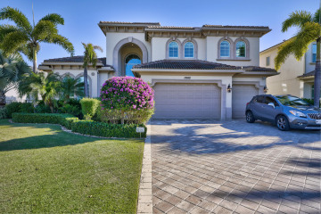 Home for Sale at 13958 Chester Bay Lane, North Palm Beach FL 33408