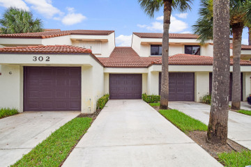 Home for Rent at 302 Sea Oats Drive #C, Juno Beach FL 33408