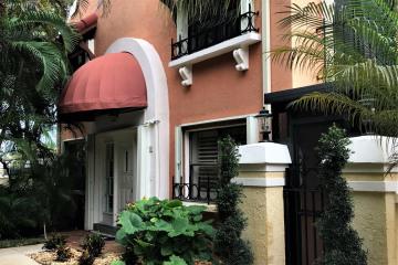 Home for Sale at 9 Uno Lago Drive, Juno Beach FL 33408