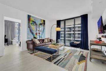 Home for Rent at 1010 Brickell Avenue #3306, Miami FL 33131