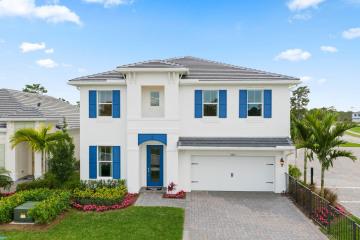 Home for Sale at 725 SW Pennfield Terrace, Stuart FL 34997