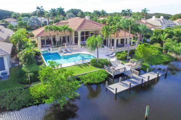 Home for Sale at 13796 Le Bateau Lane, Palm Beach Gardens FL 33410