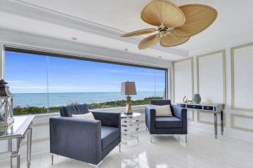 Home for Sale at 1010 Ocean Drive, Juno Beach FL 33408