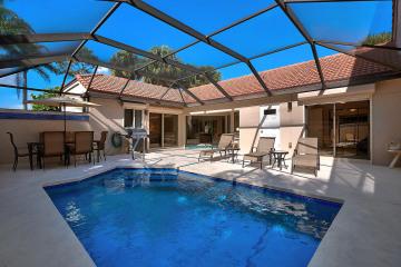Home for Rent at 705 Sea Oats Drive #D-5, Juno Beach FL 33408