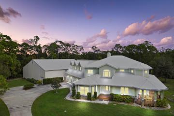 Home for Sale at 5415 SW Wilbur Avenue, Palm City FL 34990