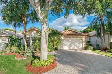 Home for Sale at 13638 Sabatini Lane, Delray Beach FL 33446