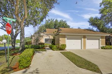Home for Sale at 8423 Springlake Drive, Boca Raton FL 33496