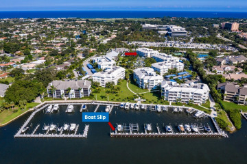 Home for Sale at 1023 Bay Colony Drive S, Juno Beach FL 33408