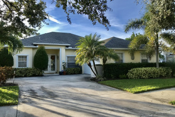Home for Sale at 2710 NW Windemere Drive, Jensen Beach FL 34957