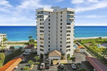 Home for Sale at 600 Ocean Drive #12D, Juno Beach FL 33408