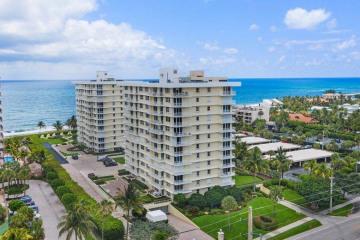 Home for Sale at 500 Ocean Drive #W10B, Juno Beach FL 33408