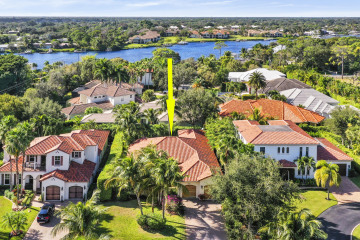 Home for Sale at 19174 SE Daniel Lane, Tequesta FL 33469