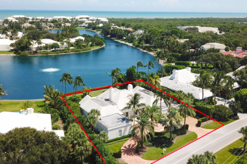 Home for Sale at 11082 Turtle Beach Road, North Palm Beach FL 33408