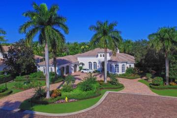 Home for Sale at 11735 Valeros Court, Palm Beach Gardens FL 33418