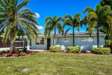 Home for Sale at 1849 Windsor Drive, North Palm Beach FL 33408
