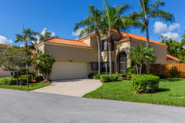 Home for Rent at 2596 La Cristal Circle, Palm Beach Gardens FL 33410